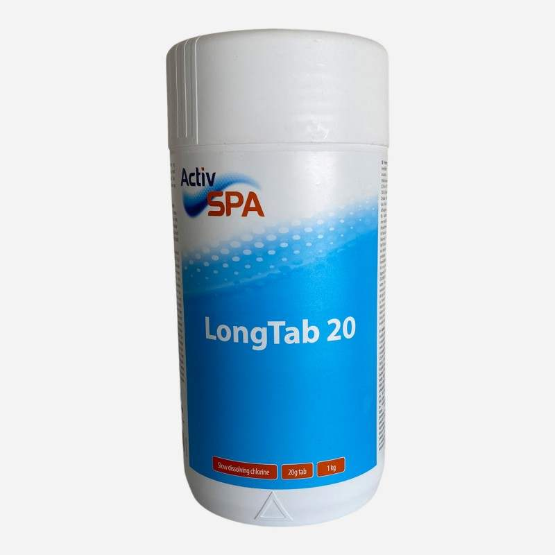 LongTab 20 - 1kg